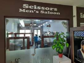 Scissors Men's Saloon