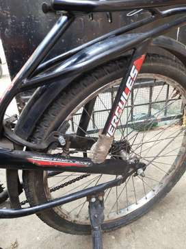 Brut+ good condition cycle this is a two shock UPS