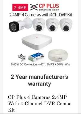 Offer... CCTV CAMERA INSTALLATION AND SERVICE