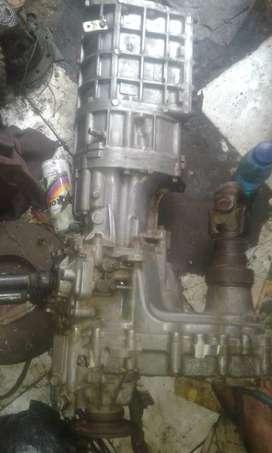 Transmisi ford ranger 4X4 2.5
