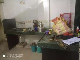 1 roommate required in 1 BHK (Bachlar male)