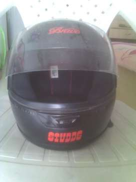 Studds 'Bravo' Helmet for Sale at INR 750/- only, Immediately availabl