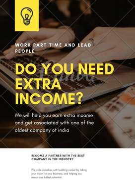 Become a Financial planner  and lead People