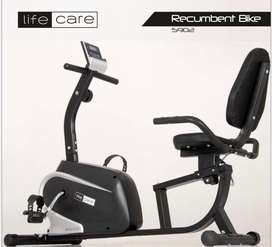 Home Use Heavy Duty Magnetic Exercise Cycle With 8 Resistance Level