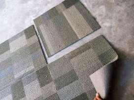 Karpet Kantor/Karpet lantai/Karpet kotak second berkualitas