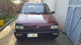 Suzuki mehran model 2003 9/10 condition
