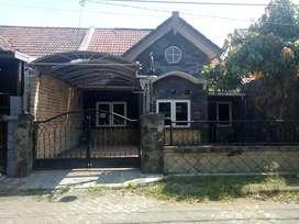 Rumah 1 lantai semi furnish di kontrakan pondok mutiara sidoarjo