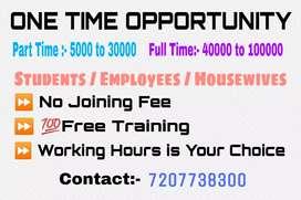 Earn Money in Free Time