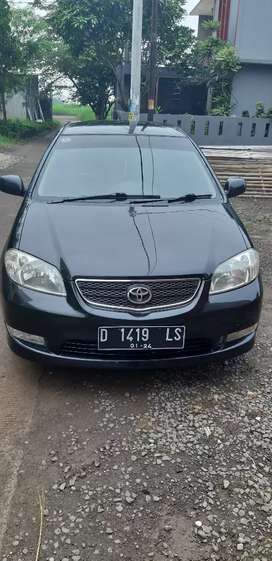 Toyota Vios G Tahun 2003 (Bukan Eks Taxi)