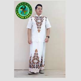 Setelan baju batik sragenan solo 008