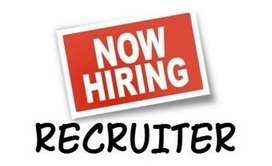 Hr Recruiter job in MNC Company 5 Days Working