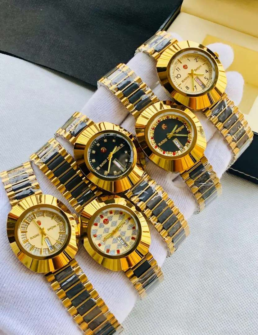 Original Rado watch in different designs 0