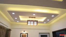 Interior celling pop gypsum & COLOR work any area sevice