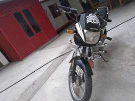 Deluxe Honda 125, 2014 model with original Documents and life tokan