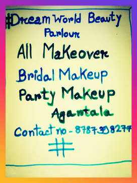 Dream world beauty parlour