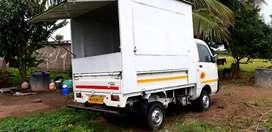 Mahendra supro mini truk