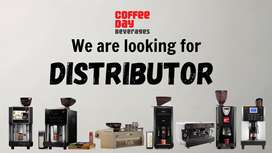 Distributors wanted for Coffee Day Beverages
