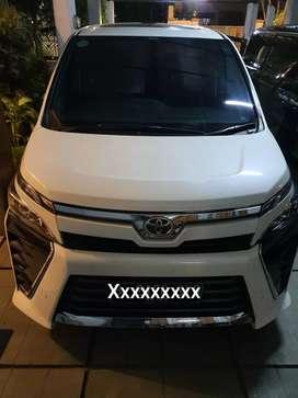 Toyota Voxy 2018 Putih Garansi