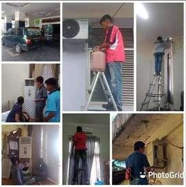 Service AC / Dorata Jaya Teknik