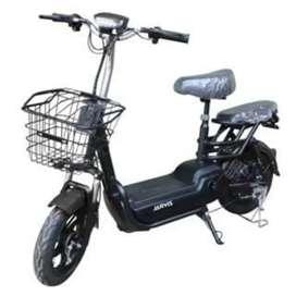 """Sepeda listrik Jarvis 1 14"""" cicilan DP mulai 10%"""