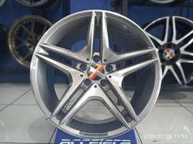 Velg import R18 untuk Camry Accord New Mazda6
