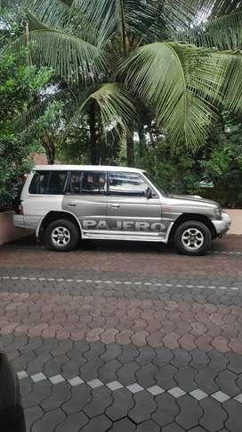 Mitsubishi Pajero 2009 Diesel Well Maintained...