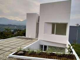 rumah villa mewah murah puncak bandung timur dkt IKOPIN