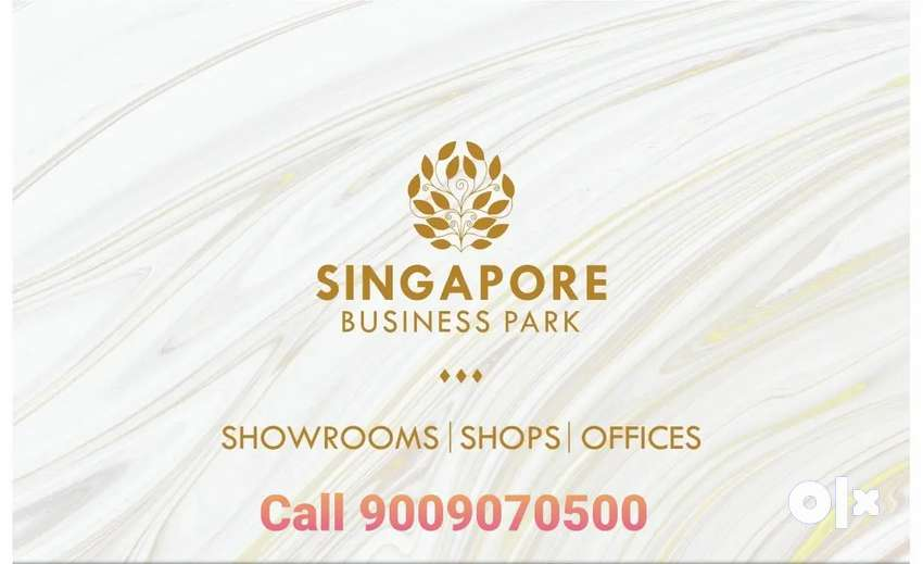 Luxury Showroom Available In New Project Singapore Call Mr Ansh
