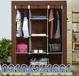 3 Door Wardrobe shelving system. They further released the shelving