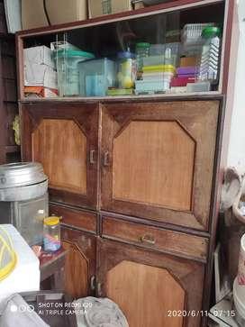 Wooden wardrobe for sale
