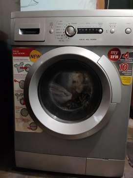 Ifb 6 kg front load washing machine