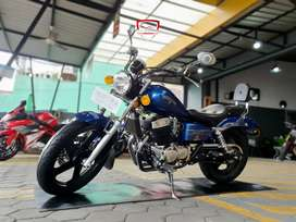 Promo Benelli Patagonian Eagle 250 EFI 2021 Biru Murah Mustika Motor