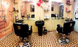 I need a barber for men HAIR SALOON