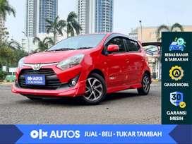 [OLXAutos] Toyota Agya 1.2 G A/T 2019 Merah
