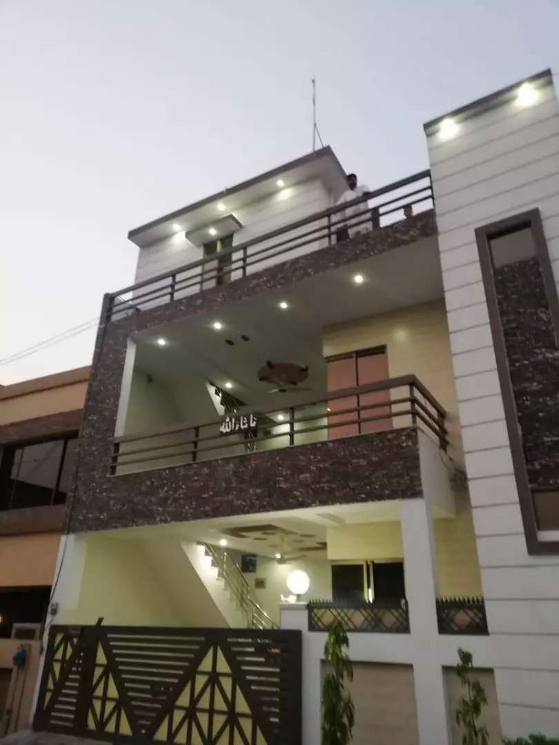 Double story house 0