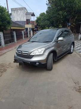All New CR-V 2.0 manual Th 2008