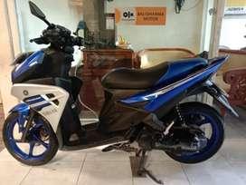Jual Yamaha aerox 125 CC, thn 2016 / Bali dharma motor