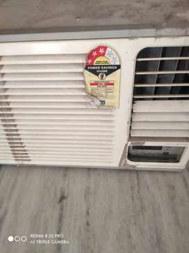 Lg window AC.