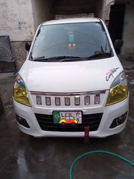 Suzuki WagnoR VXR lahore Number no Accident home use