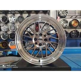 Velg Mobil HSR Ring17 Bisa dipake untuk Mobil Wuling ( Confero )