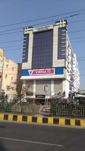 2400,4800,6000 Sq.ft Space Available in Patna Bihar.