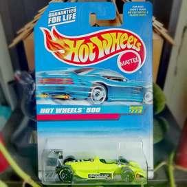 Hot wheels Hotwheels Indy 500 F1 Racing Car Ban Good Year