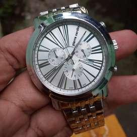 Jam Pierre Cardin Chronograph Original Swiss