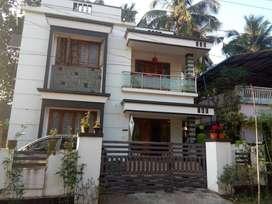1500 SqFt villa/3 cent/3 bhk/49 lakh/Amala Thrissur