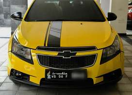 Modified cruze with LIFETIME TAX and Automatic.