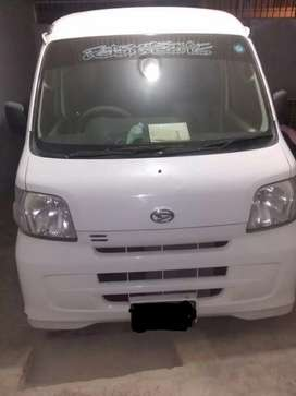 HIJET a one condition 2011 registered 2016
