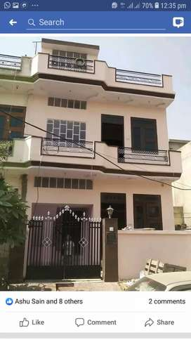 2 bhk  individual  property  on rent  in jhotwra  barj mandal  colony