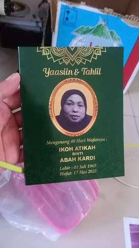 Yasin Murah Soft Cover