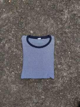 T shirt stripe uniqlo