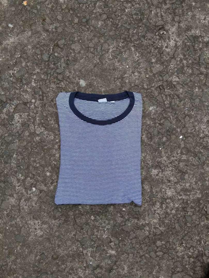 T shirt stripe uniqlo 0